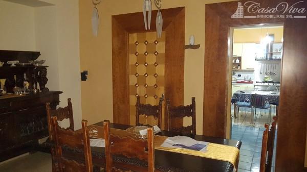 Villetta a schiera in vendita a Recale, Pastorificio, 320 mq - Foto 20