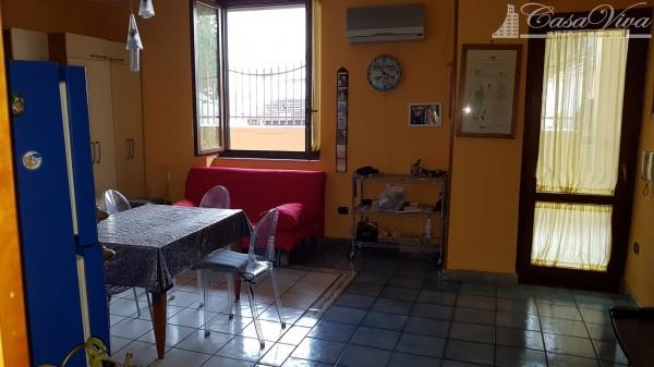 Villetta a schiera in vendita a Recale, Pastorificio, 320 mq - Foto 25