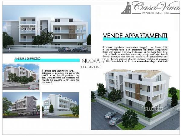 Appartamento in vendita a Parete, Centro, 105 mq