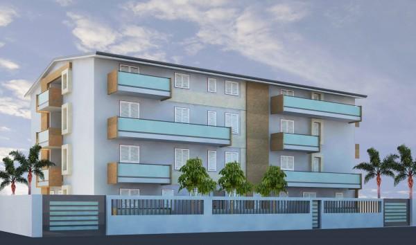 Appartamento in vendita a Lusciano, Centro, 118 mq