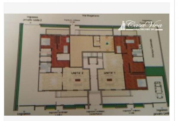 Appartamento in vendita a Lusciano, Centro, 118 mq - Foto 5