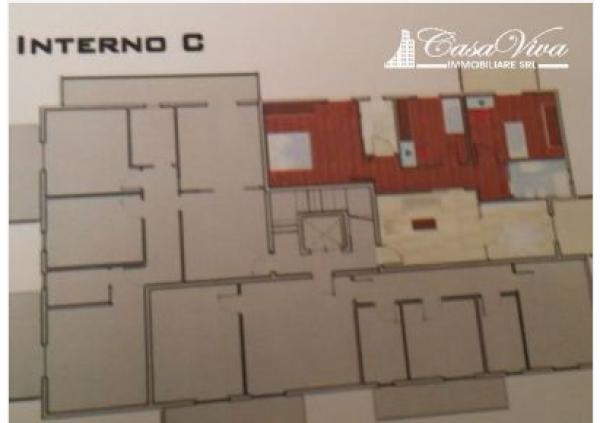 Appartamento in vendita a Lusciano, Centro, 118 mq - Foto 4