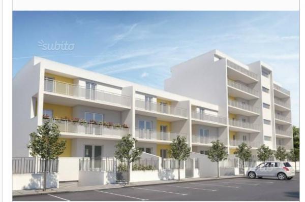 Appartamento in vendita a Lusciano, Nuova, 100 mq