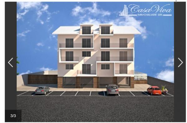 Appartamento in vendita a Trentola-Ducenta, Periferica, 100 mq - Foto 1