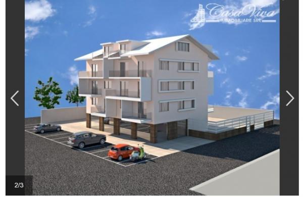 Appartamento in vendita a Trentola-Ducenta, Periferica, 100 mq - Foto 2