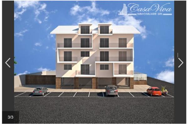 Appartamento in vendita a Trentola-Ducenta, Periferica, 100 mq - Foto 5