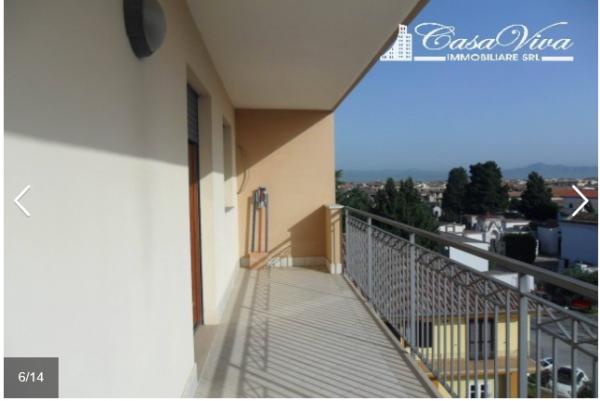 Appartamento in affitto a Trentola-Ducenta, Centro, 95 mq