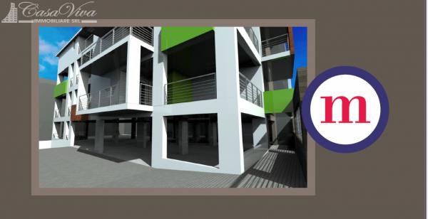 Appartamento in vendita a Lusciano, Centro, 100 mq - Foto 28