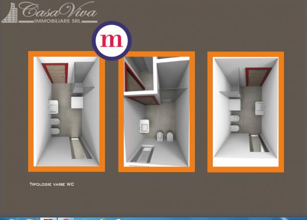 Appartamento in vendita a Lusciano, Centro, 100 mq - Foto 2