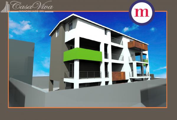 Appartamento in vendita a Lusciano, Centro, 100 mq - Foto 14