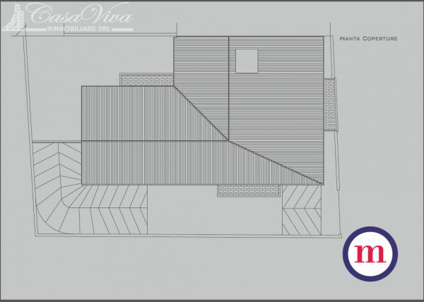 Appartamento in vendita a Lusciano, Centro, 100 mq - Foto 21