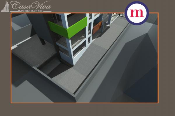 Appartamento in vendita a Lusciano, Centro, 100 mq - Foto 11