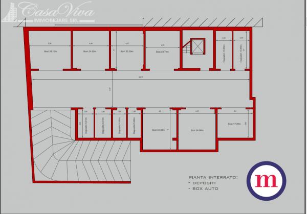 Appartamento in vendita a Lusciano, Centro, 100 mq - Foto 26