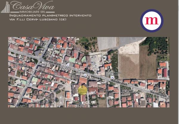 Appartamento in vendita a Lusciano, Centro, 100 mq - Foto 27