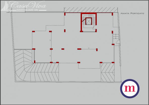 Appartamento in vendita a Lusciano, Centro, 100 mq - Foto 25