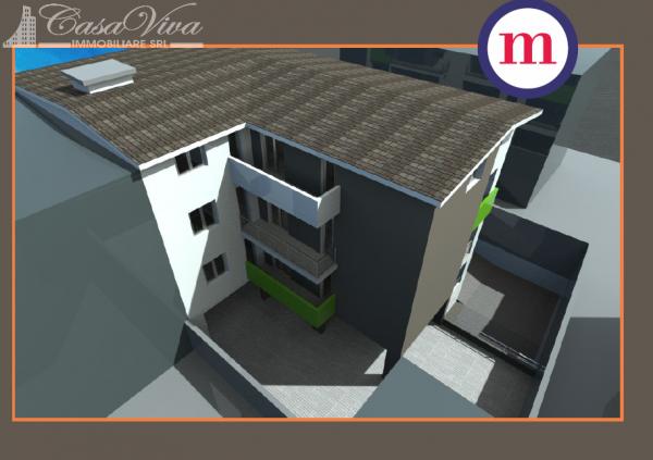 Appartamento in vendita a Lusciano, Centro, 100 mq - Foto 13