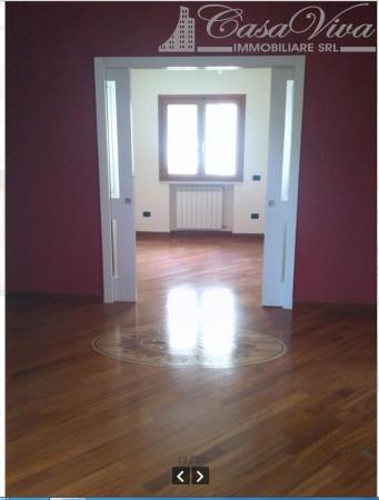 Villetta a schiera in vendita a Lusciano, Via Dell Alibertà, 420 mq - Foto 9