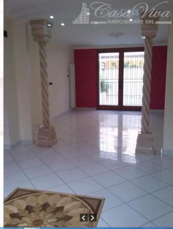 Villetta a schiera in vendita a Lusciano, Via Dell Alibertà, 420 mq - Foto 17
