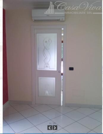 Villetta a schiera in vendita a Lusciano, Via Dell Alibertà, 420 mq - Foto 15