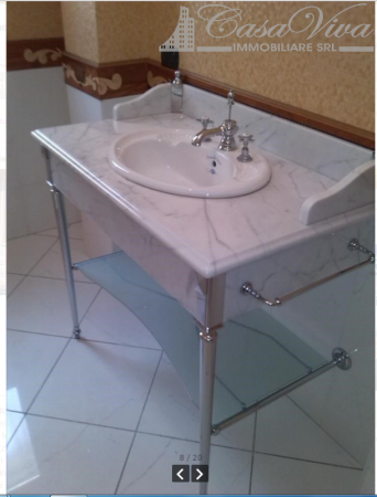 Villetta a schiera in vendita a Lusciano, Via Dell Alibertà, 420 mq - Foto 14