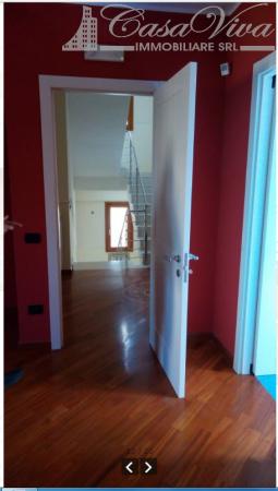 Villetta a schiera in vendita a Lusciano, Via Dell Alibertà, 420 mq - Foto 10