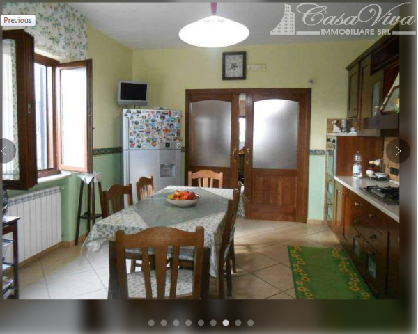 Villetta a schiera in vendita a Trentola-Ducenta, Jambo, 320 mq - Foto 3