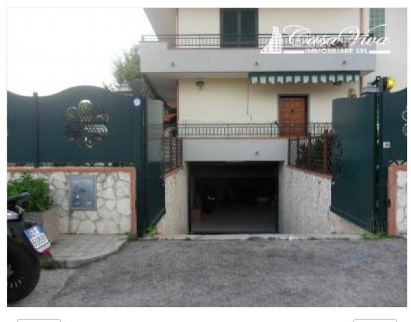 Villetta a schiera in vendita a Casalnuovo di Napoli, Nuova, 300 mq - Foto 1