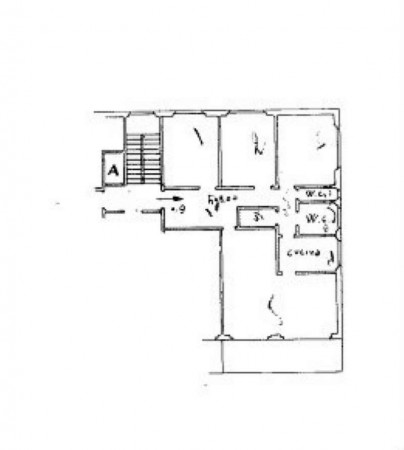 Appartamento in vendita a Chiavari, Lungomare, Con giardino, 150 mq - Foto 18