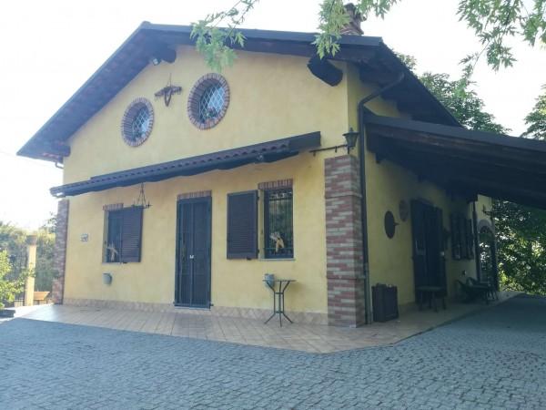 Casa indipendente in vendita a Clavesana, Ghigliani, Con giardino, 110 mq