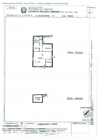 Casa indipendente in vendita a Clavesana, Ghigliani, Con giardino, 110 mq - Foto 5