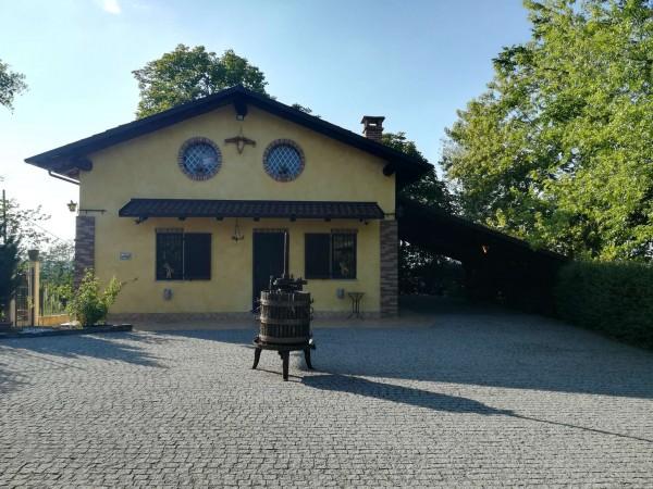 Casa indipendente in vendita a Clavesana, Ghigliani, Con giardino, 110 mq - Foto 3