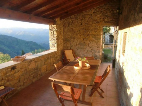 Rustico/Casale in vendita a Bagni di Lucca, 80 mq