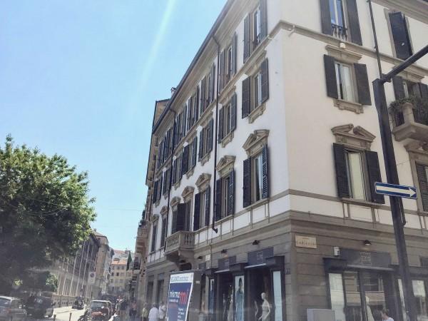 Ufficio in vendita a Milano, Garibaldi, Con giardino, 126 mq - Foto 6