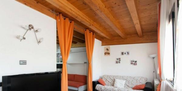 Appartamento in vendita a Milano, Viale Certosa Madonna Di Garegnano, Arredato, con giardino, 52 mq - Foto 16