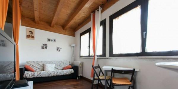 Appartamento in vendita a Milano, Viale Certosa Madonna Di Garegnano, Arredato, con giardino, 52 mq - Foto 21