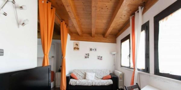 Appartamento in vendita a Milano, Viale Certosa Madonna Di Garegnano, Arredato, con giardino, 52 mq