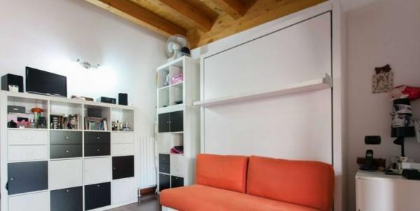 Appartamento in vendita a Milano, Viale Certosa Madonna Di Garegnano, Arredato, con giardino, 52 mq - Foto 14