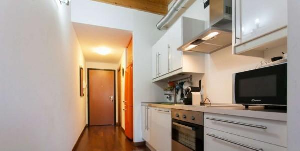 Appartamento in vendita a Milano, Viale Certosa Madonna Di Garegnano, Arredato, con giardino, 52 mq - Foto 15