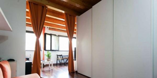 Appartamento in vendita a Milano, Viale Certosa Madonna Di Garegnano, Arredato, con giardino, 52 mq - Foto 11