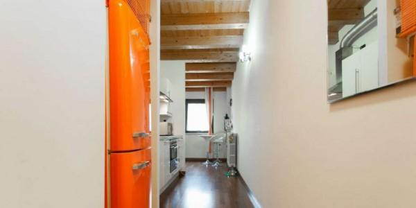 Appartamento in vendita a Milano, Viale Certosa Madonna Di Garegnano, Arredato, con giardino, 52 mq - Foto 12