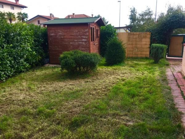 Villetta a schiera in vendita a Martignacco, Con giardino, 100 mq - Foto 6