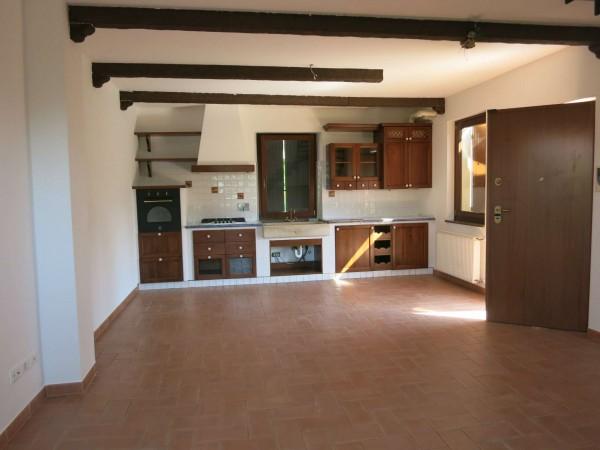 Villetta a schiera in vendita a Martignacco, Con giardino, 100 mq