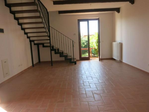 Villetta a schiera in vendita a Martignacco, Con giardino, 100 mq - Foto 16