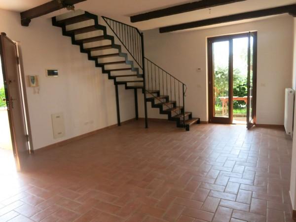 Villetta a schiera in vendita a Martignacco, Con giardino, 100 mq - Foto 18
