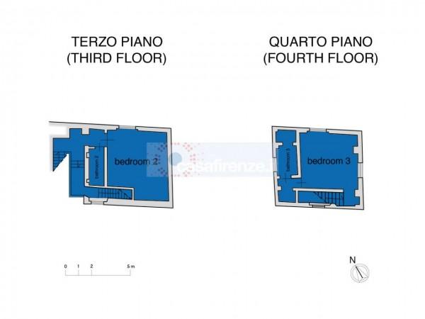Appartamento in vendita a Firenze, 294 mq - Foto 2