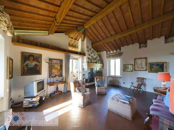 Appartamento in vendita a Firenze, Con giardino, 294 mq