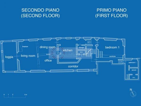 Appartamento in vendita a Firenze, 294 mq - Foto 33