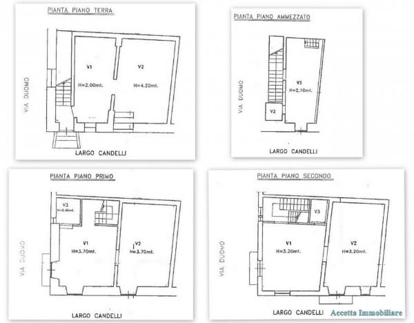 Immobile in vendita a Taranto, Centrale, 128 mq - Foto 4