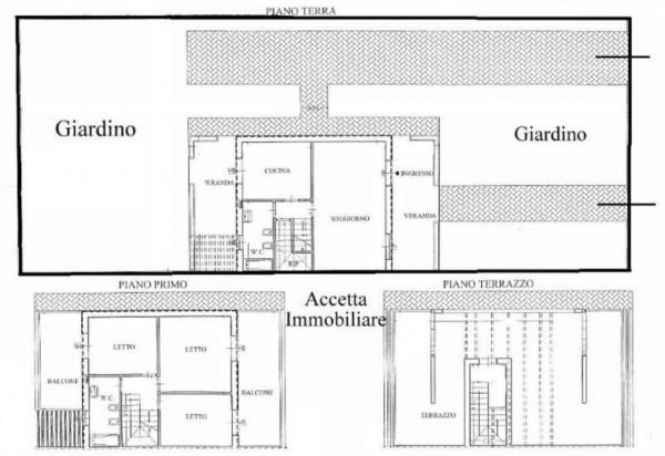 Villa in vendita a Taranto, Residenziale, Con giardino, 131 mq - Foto 2
