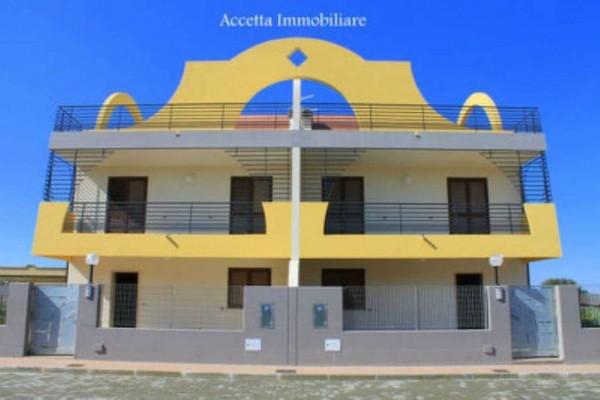 Villa in vendita a Taranto, Residenziale, Con giardino, 131 mq
